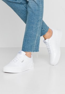 Puma - CARINA  - Sneaker low - white