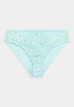 LASCANA - LADIES BRIEF - Slip - mint/yellow