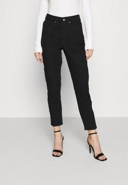 Even&Odd - Mom fit jeans - Jeans Skinny - black denim
