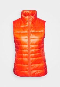 Calvin Klein - VEST - Smanicato - red