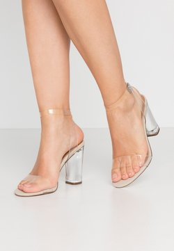 Call it Spring - CARLYY - High Heel Sandalette - clear