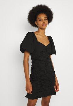 Gina Tricot - LEAH DRESS - Cocktailkleid/festliches Kleid - black