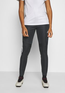 adidas Performance - TIRO - Jogginghose - darkgrey/white