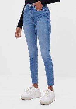 Bershka - Jeans Skinny - blue