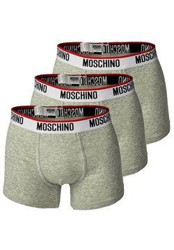Moschino Underwear - 3 PACK - Shorty - grau