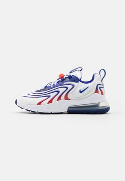 Nike Sportswear - AIR MAX 270 REACT UNISEX - Sneaker low - white/concord/ember glow