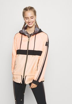 P.E Nation - MAN DOWN JACKET - Verryttelytakki - poppy peach