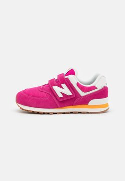 New Balance - PV574HP2 - Matalavartiset tennarit - pink