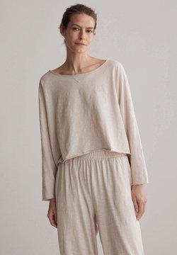 OYSHO - Sweatshirt - beige