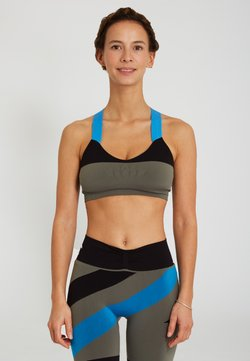 Yogasearcher - ASTEYA - Sport BH - olive
