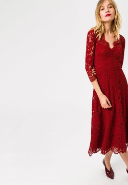 IVY & OAK - Cocktailkleid/festliches Kleid - red