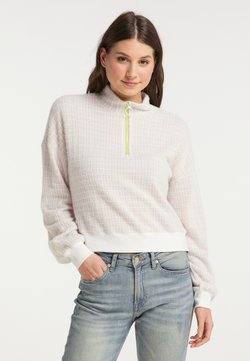 myMo - Strickpullover - wollweiss