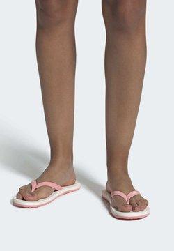 adidas Performance - EEZAY FLIP-FLOPS - Zehentrenner - pink