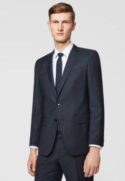 BOSS - HUGE/GENIUS Slim Fit - Costume - dark blue