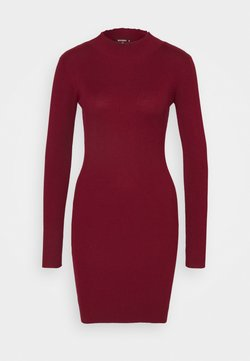 Missguided - Robe pull - deeper red