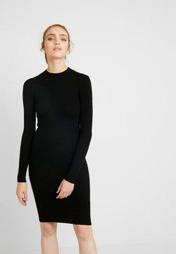 Pieces - Jumper dress - black