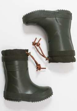 Bisgaard - THERMO BOOT - Kumisaappaat - green