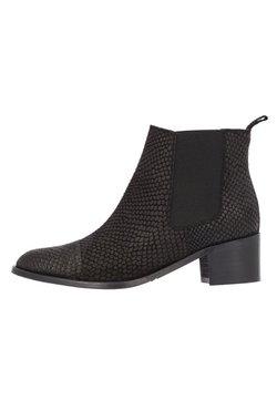 Bianco - Ankelstøvler - black