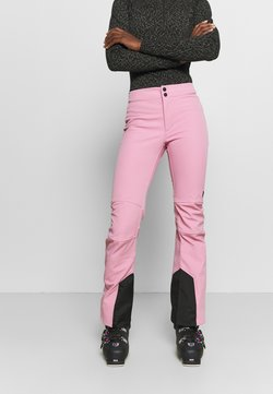 Peak Performance - STRETCH PANTS - Pantalón de nieve - frosty rose
