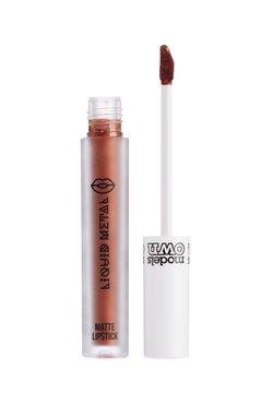 Models Own - METALLIC LIP GLOSS - Lipgloss - copper foil