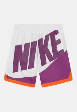 Nike Sportswear - BLOCK PIECED - Shorts - purple