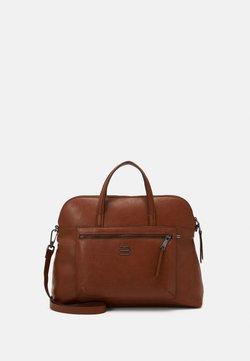 Esprit - HILARY SET - Notebooktasche - rust brown