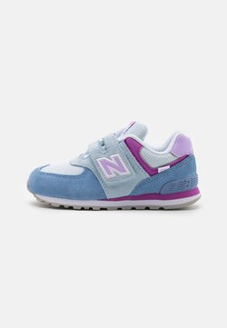 New Balance - IV574SL2 - Matalavartiset tennarit - blue