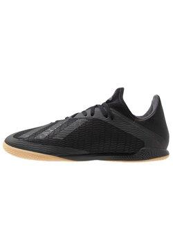 adidas Performance - X 19.3 IN - Indoor football boots - core black/utility black/silver metallic