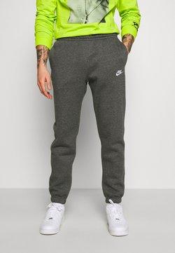 Nike Sportswear - CLUB PANT - Jogginghose - charcoal heathr/anthracite