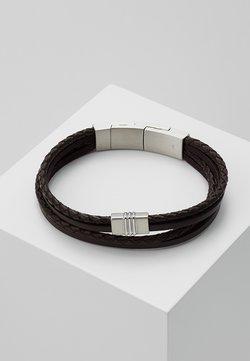 Fossil - VINTAGE CASUAL - Armband - braun