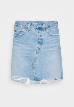 Levi's® - DECON ICONIC SKIRT - Minirock - luxor heat
