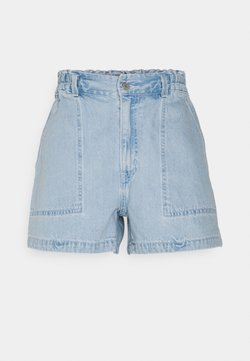 Levi's® - HIGH WAIST A LINE - Szorty jeansowe - throw some shade