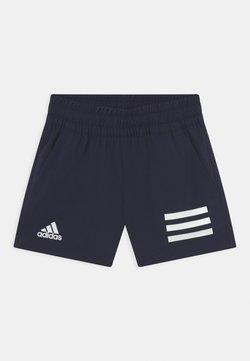 adidas Performance - CLUB UNISEX - Krótkie spodenki sportowe - dark blue