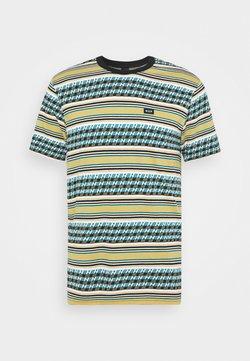 HUF - BEDFORD - T-Shirt print - warm beige