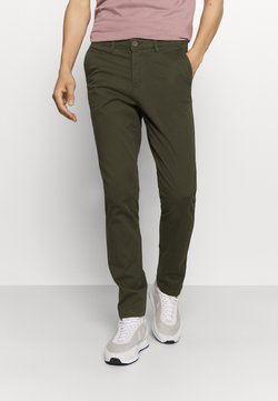 Jack & Jones - JJIMARCO JJBOWIE  - Chinot - forest night