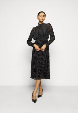 Tory Burch - DEVORE DRESS - Cocktailkleid/festliches Kleid - black