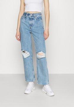 Even&Odd - Straight leg jeans - light blue denim