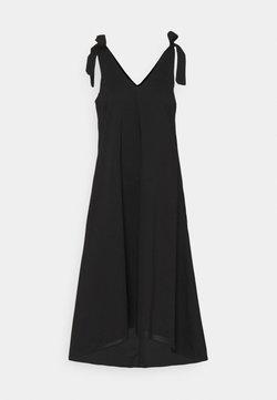 Vero Moda - VMKARLA CALF DRESS - Sukienka letnia - black