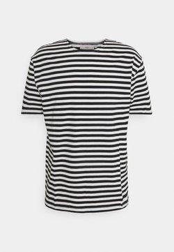 Minimum - ORVIS  - T-Shirt print - black
