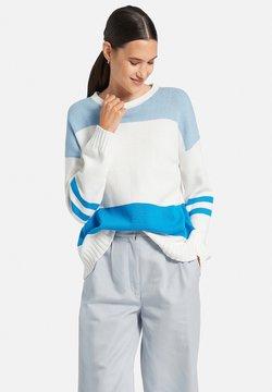 DAY.LIKE - Sweatshirt - weiß/multicolor