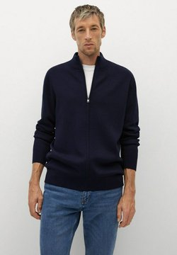 Mango - TENC - Vest - marineblau