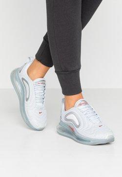 Nike Sportswear - AIR MAX 720 - Sneakers laag - pure platinum/light redwood/metallic silver/white
