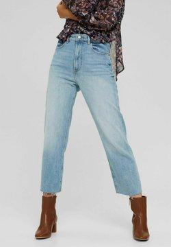Esprit - Jeans Straight Leg - blue light washed