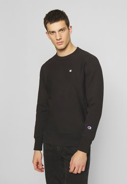 Champion Reverse Weave - BASICS CREWNECK - Sweater - black