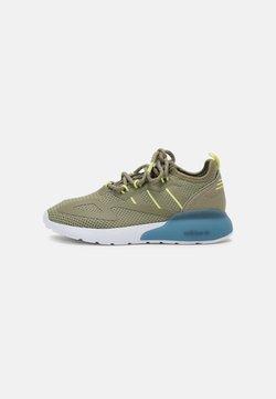 adidas Originals - ZX 2K UNISEX - Sneaker low - orbit green/indigo
