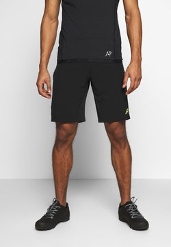 Rukka - RAINIO 2-IN-1 - kurze Sporthose - black