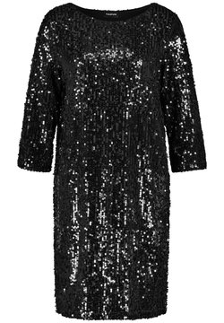 Taifun - MIT PAILLETTEN - Cocktailkleid/festliches Kleid - black