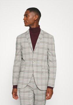 Topman - Suit jacket - stone