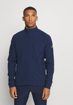 adidas Golf - JACKET - Softshelljacke - collegiate navy