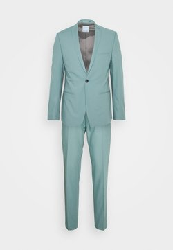 Viggo - GOTHENBURG SUIT - Anzug - dark mint